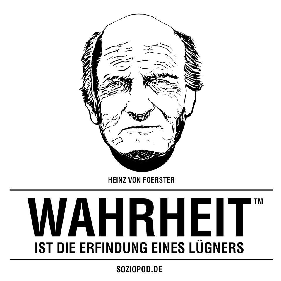 Heinz von Foerster - Wahrheit
